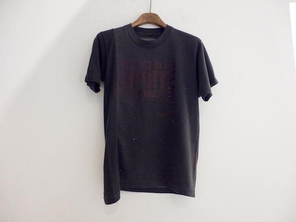 ヴィンテージリメイクTシャツ¥25,000+tax