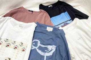 今年の一枚に出会える「Tシャツ特集」